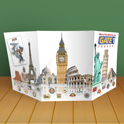 6 Page Giant Tri-Fold